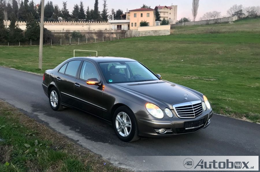 For sale mercedes benz e class year 2007 diesel for Mercedes benz alabama