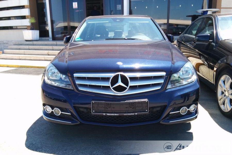 N shitje mercedes benz c class viti 2011 automatik for Mercedes benz viti