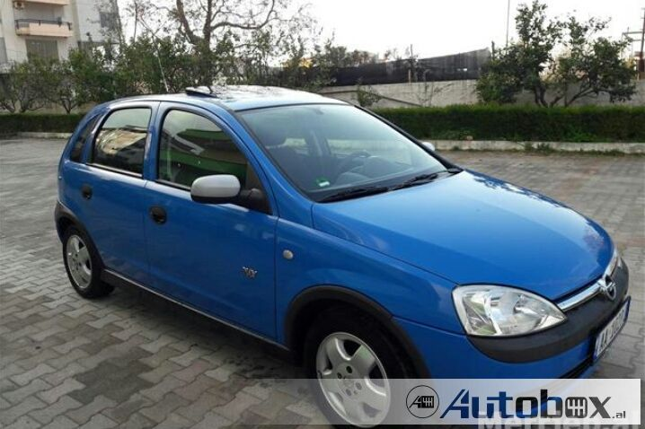 for sale opel corsa year 2003 automatic petrol. Black Bedroom Furniture Sets. Home Design Ideas
