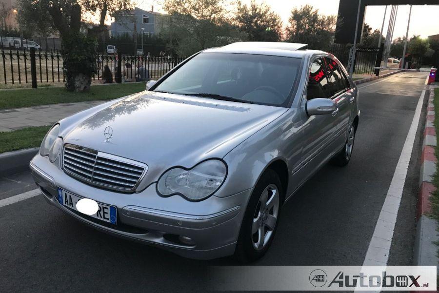 N shitje mercedes benz c class viti 2002 benzin for Mercedes benz viti