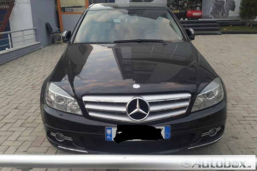 Mercedes Benz C Class Year 2007 Automatic Diesel For