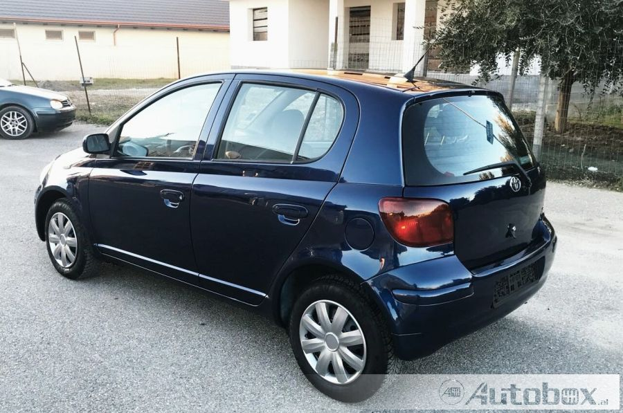 for sale toyota yaris year 2004 diesel. Black Bedroom Furniture Sets. Home Design Ideas